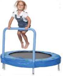 Le mini trampoline pour enfant