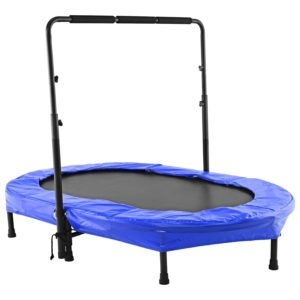 Mini trampoline double