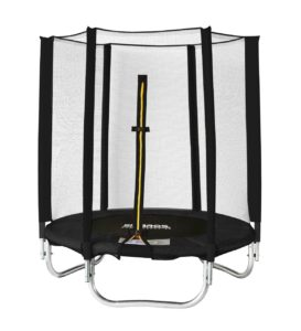 Trampoline avec filet de protection SixBros