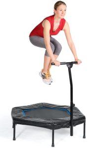 Gym trampoline