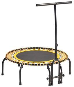 Mini trampoline FITNESS FitBodi - Qualité pro -