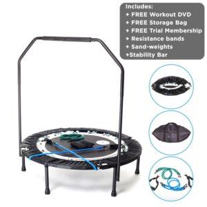 Mini trampoline pour les sportifs